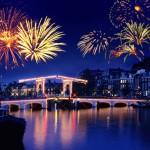 vuurwerk nieuwjaarswensen