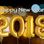 gelukkig nieuwjaarswensen 2018