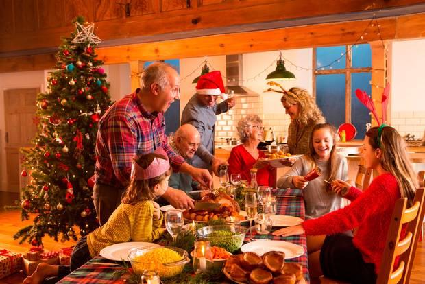 nieuwjaarswens Engels familie
