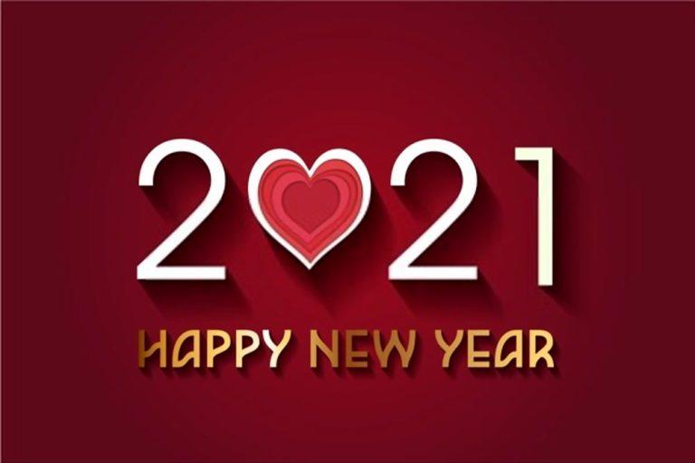 liefde nieuwjaarswensen 2021